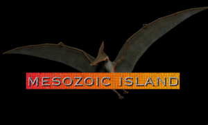New Mesozoic Island Logo