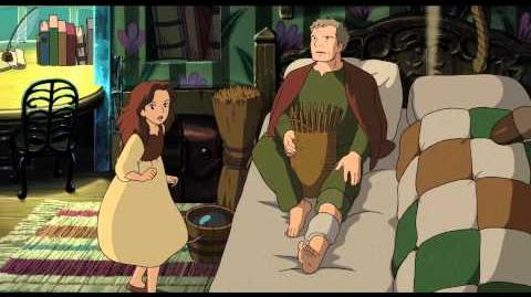 arrietty le petit monde des chapardeurs wiki films d 39 animation japonais fandom powered by wikia. Black Bedroom Furniture Sets. Home Design Ideas