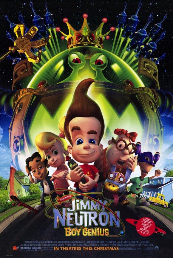 Jimmy Neutron: Boy Genius   Films, TV Shows and Wildlife Wiki ...