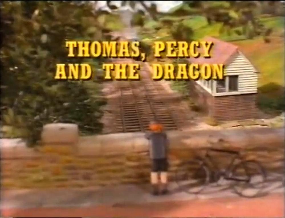Thomas, Percy and the Dragon | Films, TV Shows and Wildlife