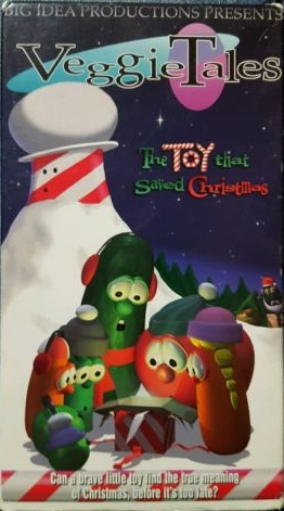 the toy that saved christmas - The Toy That Saved Christmas