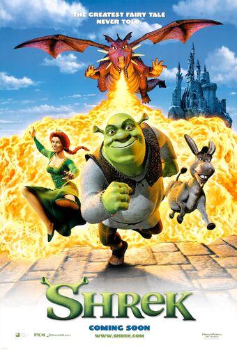 Shrek Film Films Tv Shows And Wildlife Wiki Fandom