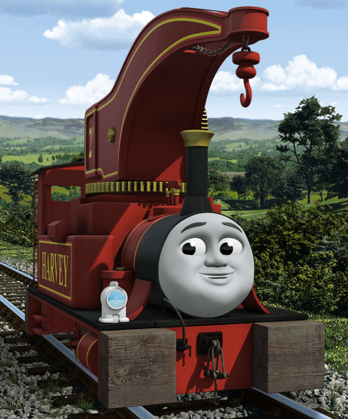 Harvey thomas and friends films tv shows and wildlife wiki harvey thomas and friends thecheapjerseys Image collections