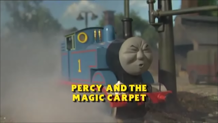 Percy And The Magic Carpet Films Tv Shows And Wildlife