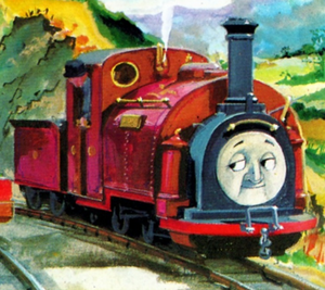 Duke (Thomas and Friends) | Films, TV Shows and Wildlife