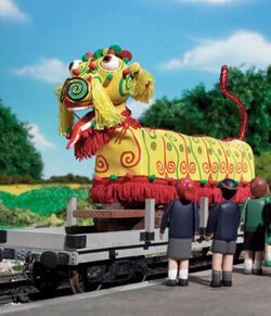 Chinese Dragon (Thomas and Friends) | Films, TV Shows and