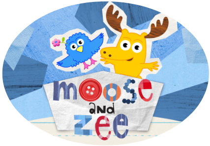 Moose A Moose And Zee Films Tv Shows And Wildlife Wiki Fandom
