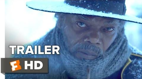 The Hateful Eight Official Teaser Trailer 1 (2015) - Samuel L