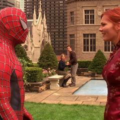 Человек-паук и Мэри Джейн