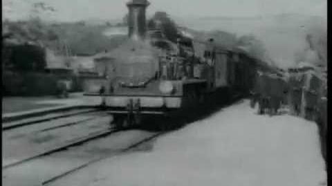 Arrival of a Train at La Ciotat, 1895 (Lumière brothers)