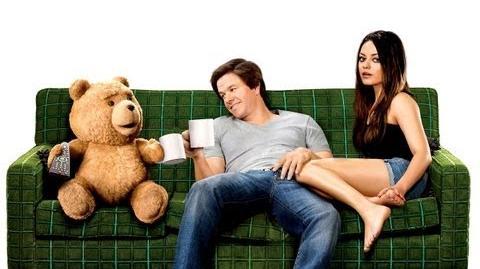 Третий лишний Ted - дублированный трейлер (KinoPoisk
