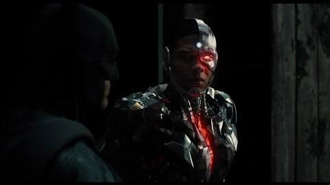 Лига справедливости - видео-нарезка с Comic-Con