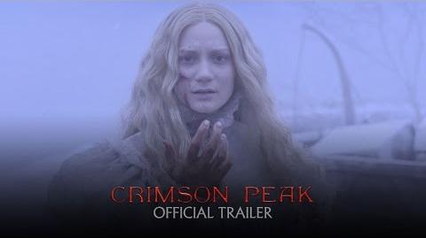 Crimson Peak - Official Theatrical Trailer HD