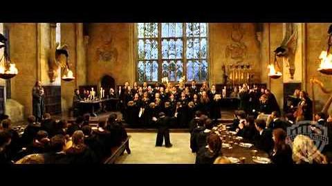 Гарри Поттер и Узник Азкабана официальный трейлер