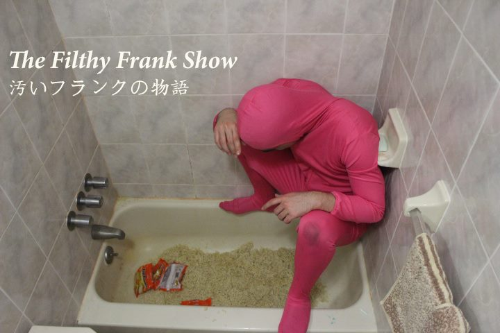 Filthy Frank - It's dark and lonely out there. There are very few left. (Feb 3, 2015)