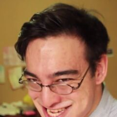 Filthy frank face