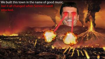 Simon Cowell Good Music