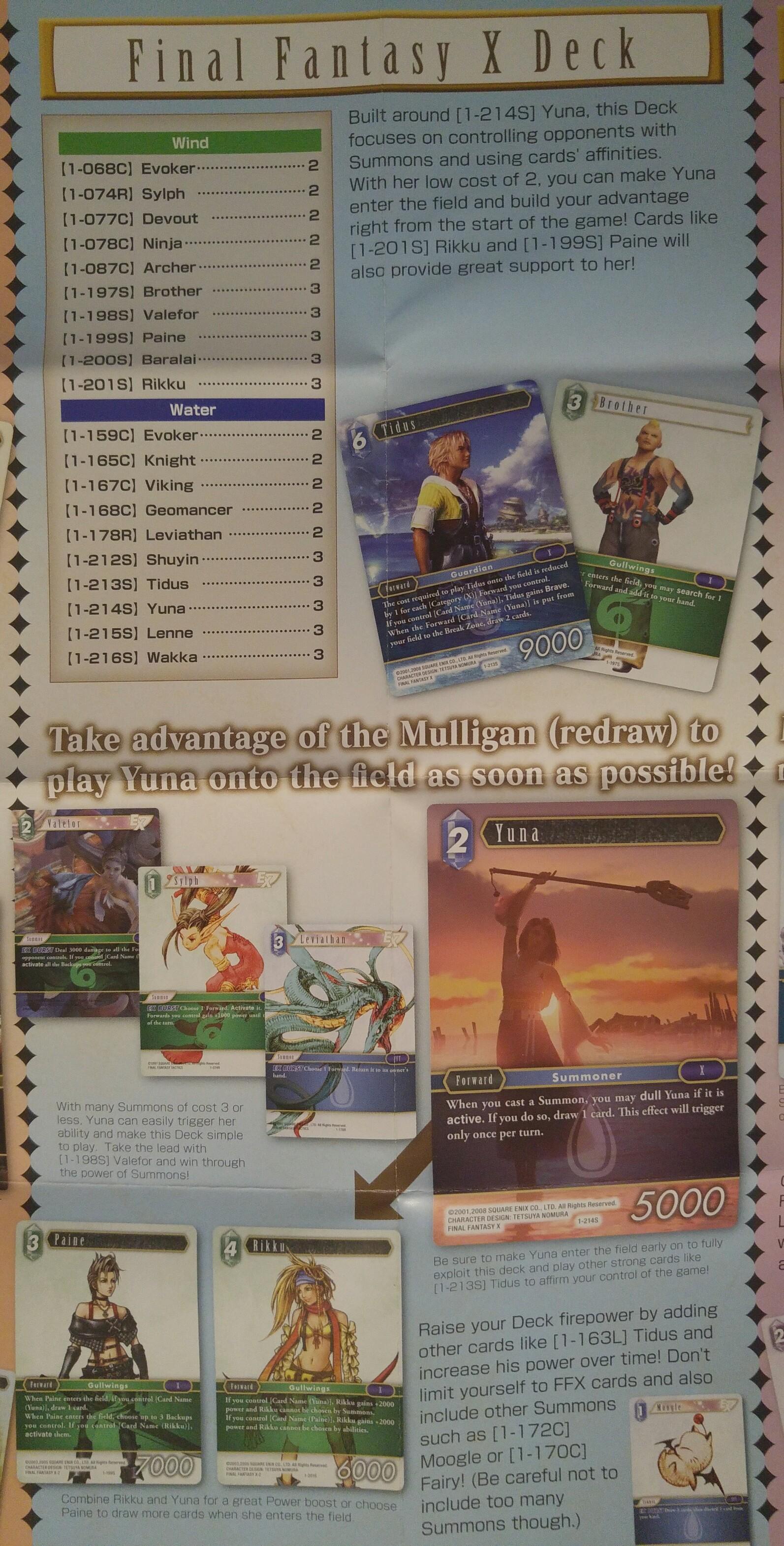 final fantasy 10 guide book