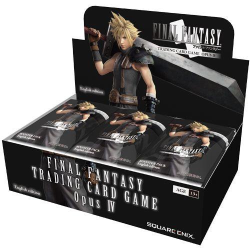 2017 Final Fantasy Opus IV TCG Barret 4-089R *Rare*