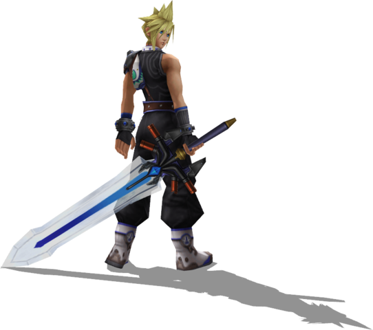 File:Cloud - Paine's Warrior Render.png