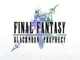 Final Fantasy Blackmoon Prophecy