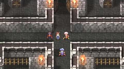 Final Fantasy IV The After Years Ending Sequence & Credits