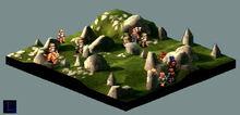 Mandalia-battlefield
