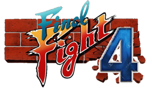 Final Fight 4 Logo