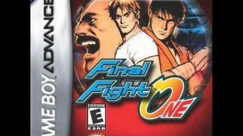 Final Fight One GBA Music - Rolento Battle