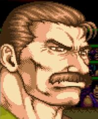 Haggar FINAL FIGHT ONE