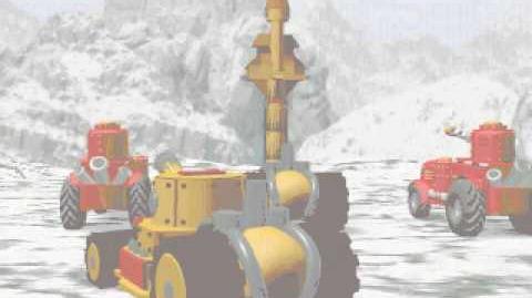 Warhammer Epic 40000 Final Liberation SCENE7A ork war machines
