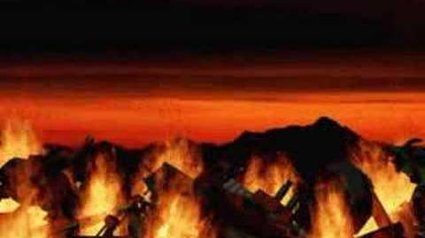 Final Liberation 12B - Destroyed Ork war machines