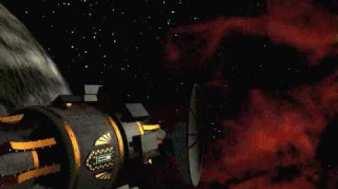 Warhammer Epic 40000 Final Liberation SCENE10 space hulk arrive the system