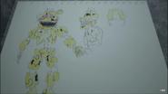 Reaper Golden Freddy Concept Art