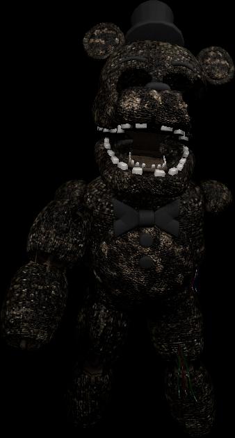 Burnt Freddy | Final Nights Wikia | Fandom