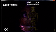 Fredbear Extras First Final Nights