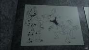 Reaper GF And Reaper Mangle Concept Art