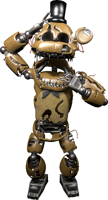 Reaper Golden Freddy