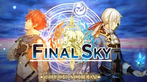 Final Sky Android iOS Gameplay (Cross Summoner English)