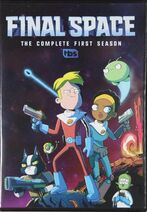 Final Space The Complete First Season DVD