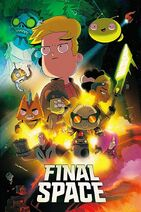 Final Space The Complete Second Season DVD