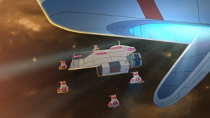 IGCruiser about to catch the Galaxy one