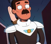 Mugged Infinity Guard Pilot - flashback