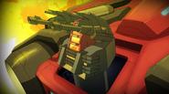 Crimson Light turret pod