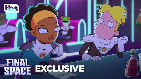 Final Space Gary Meets Quinn EXCLUSIVE Chapter 1 TBS