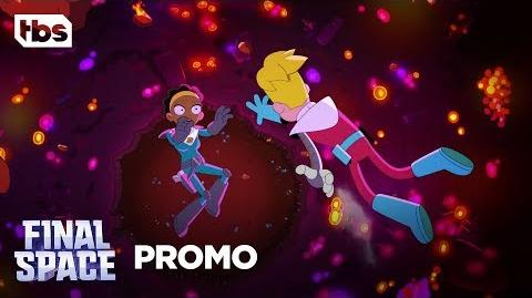 Final Space PROMO Series Premiere February 26 TBS