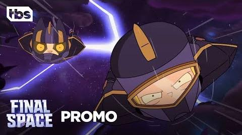 Final Space TEASER Official Trailer Coming in January TBS