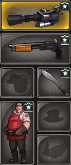 Fatman default loadout