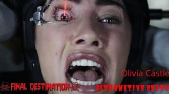 Final Destination 5- Olivia Castle (Alternative Death)