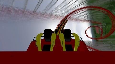 No Limits Coaster - Final Destination 3 Re-enactment